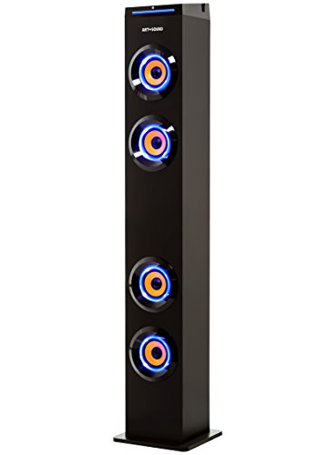 ART+SOUND AR1004 Bluetooth Floor Standing Tower Speaker