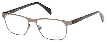 Eyeglasses Diesel DL 5171 DL5171 009 matte gunmetal