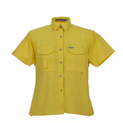 cd85b19880b19 Tiger Hill Ladies Fishing Shirt Short Sleeves (2XL