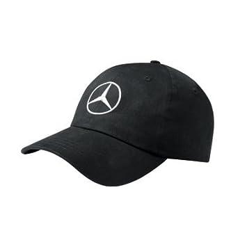 84ecc59457d Mercedes-Benz Black Unisex Cap  Amazon.co.uk  Car   Motorbike
