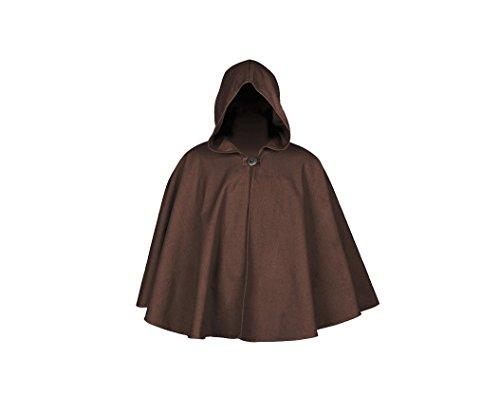 Mytholon Kim Short Cape - Larp Costume -