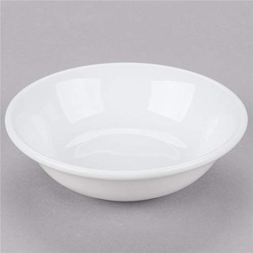 OKSLO 911194026 12 oz oatmeal bowl - white