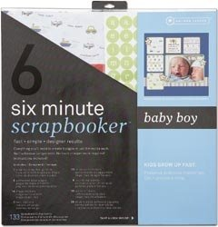 Boy Page Kit - 9