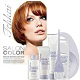 Fekkai Salon Color 7R Medium Auburn Audrey 1 Application