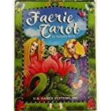 Party Games Accessories Halloween Séance Tarot Cards Faerie Whimsical Traditional Tarot by Nathalie Hertz