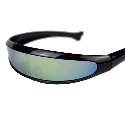 Outdoor Uni-Lens Sunglasses, Huazi2 Riding Cycling Sport Glasses Eyewear