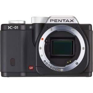 PENTAX digital SLR camera K-01 body Black / Black K-01BODY-BK / BK