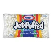Kraft Jet Puffed Mini Marshmallows, 10 oz (Pack of 3)