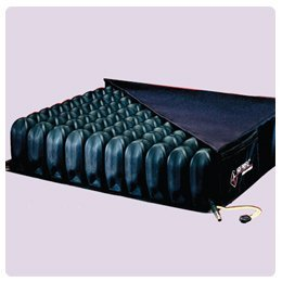 Single Valve Cushion - ROHO High Profile SINGLE VALVE Seating and Positioning Wheelchair Seat Cushion QS911C 20W x 16D x 4H