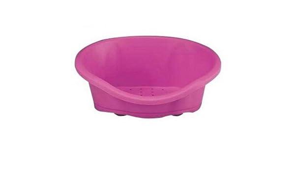 Pet Essentials Dido 80 cm rosa plástico perro cama [e98778] [Neoteric Edition]: Amazon.es: Productos para mascotas