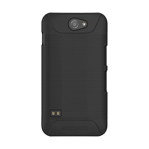 Kyocera DuraForce XD E6790 Hard Rubberized Shell Cover Case by PROTECH