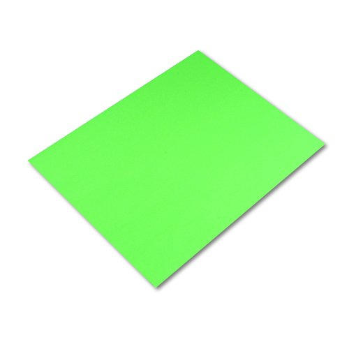 Riverside Paper 54511 Colored 4-ply Poster Board, 22 x 28, Emerald Green, 25 (Colored Four Ply Poster Board)