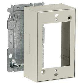 Bryant HBL2048IV 1 Gang Device Box, Ivory (Pack of -