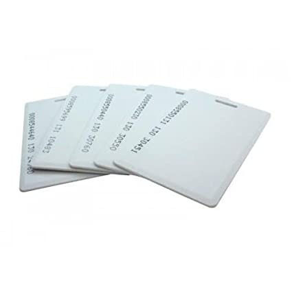 Navkar Set Of 25 Rfid Cards For Time Attendance Or Access Control System Having Rfid