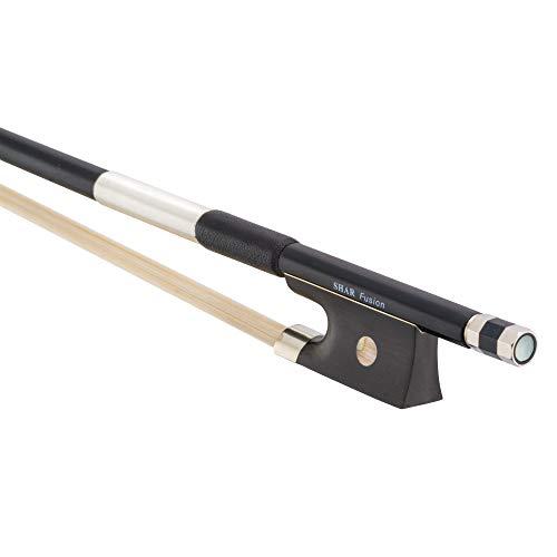 SHAR Fusion Carbon Fiber Violin Bow 4/4 Size
