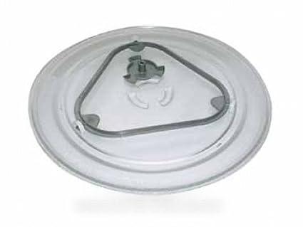Whirlpool - Plato giratorio de cristal ø360 mm para Micro ...