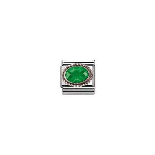 Nomination 030606/027 - Maillon pour bracelet composable Femme - Acier inoxydable