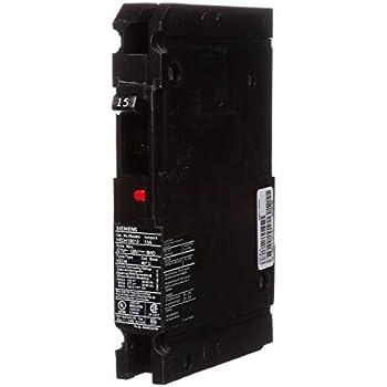 Siemens ITE HED41B015 circuit breaker 1pole 15amp New