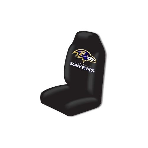 Baltimore Ravens Bucket (Officially Licensed NFL Baltimore Ravens Car Seat Cover)
