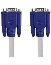 Alfais Al-4630 VGA to VGA 10 Metre Bağlantı Kablosu