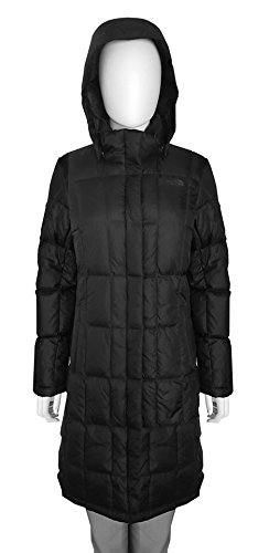 (The North Face Women's Metropolis Parka, TNF Black, SM)