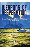 img - for Weapons of Desperation - German Frogmen and Midget Submarines of World War II by Lawrence Paterson (2006-05-04) book / textbook / text book