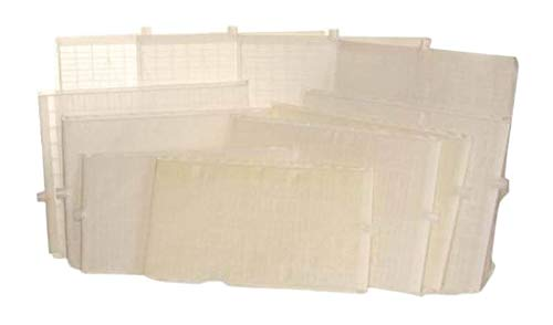 Unicel FS-3037 Pool Replacement 7 Full + 1 Partial Rectangular Filter Grid Set