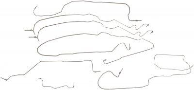 hydraulic line repair kit - 5