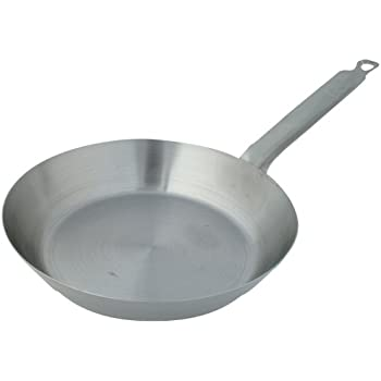 Amazon Com Johnson Rose French Style Steel Fry Pan 12 1
