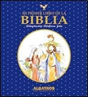 Mi primer libro de la Biblia / My First Book of the Bible (Spanish Edition