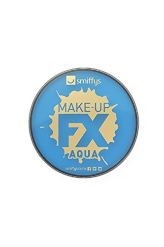 Smiffys Blue Make-up Fx, Aqua Face