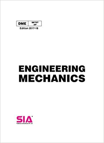 Amazon in: Buy Engineering Mechanics, I-Year DME (Diploma in