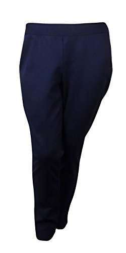 (INC International Concepts Petite Skinny Leg Pant Deep Twilight 0P)