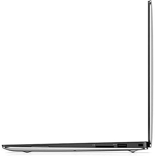 Dell XPS 13.3 inches XPS 9360-7697SLV QHD+ Touchscreen Laptop - Core i7-7560U, 512GB M.2 SSD, 16GB LPDDR3 RAM, Windows 10 (Renewed)