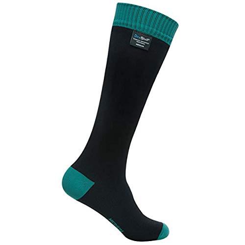 (DexShell Waterproof Wading Socks Medium,Sea Green)