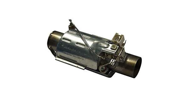 Resistance Tubo 1800 W 230 V, referencia: 73946 para lavavajillas ...
