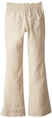 Roxy Big Girls' RG Oceanside Pant, Sand, Medium