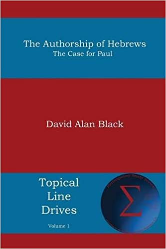 Authorship of Hebrews