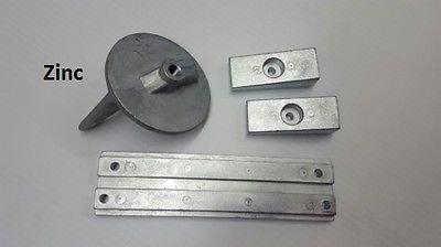 Mercury 225 - 250 EFI Zinc Anode Kit by Tecnoseal By US Marine
