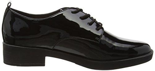 New LookJox Pat Pu, Zapatos de Vestir mujer Negro (01/Black)