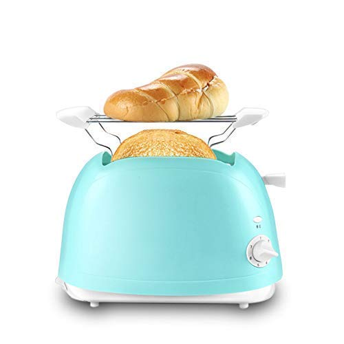 ykw Household Multifunction Toaster,Fully Automatic Anti-Scalding You 2 Slices of Breakfast