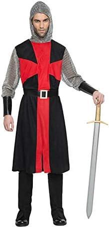 Car&Gus Disfraz de Cruzado Medieval para Hombre: Amazon.es ...