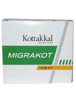 Kottakkal Arya Vaidya Sala Migrakot 100 Tablets