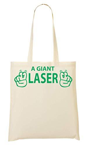 Laser Bolsa Ams De Mano La Bolso Giant Compra zP56xPF