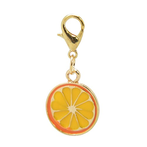 Paialco Enamel Orange Fruit...