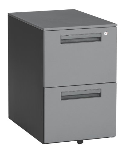 OFM 66200 Drawers, 15.5 by 23-Inch, Gray by OFM