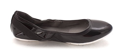 Flach Ballerinas Haan Black Cole Frauen PEtxq