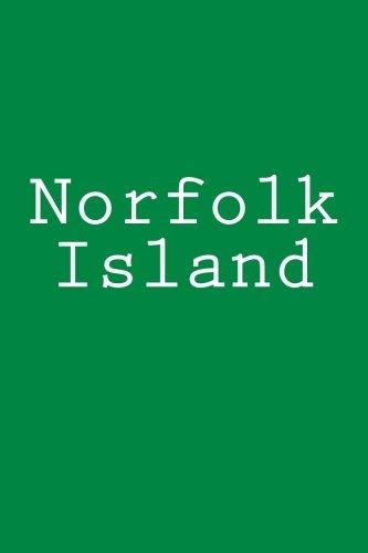 Norfolk Island: Notebook