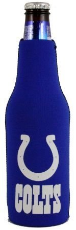 INDIANAPOLIS COLTS NFL BOTTLE SUIT KOOZIE COOZIE COOLER