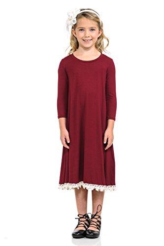 Modest Girls Dresses - 5